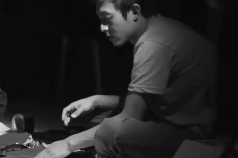 """SHOWstudio Link with Edison Chen & Vernie Yeung for """"Punk: Hate"""""""