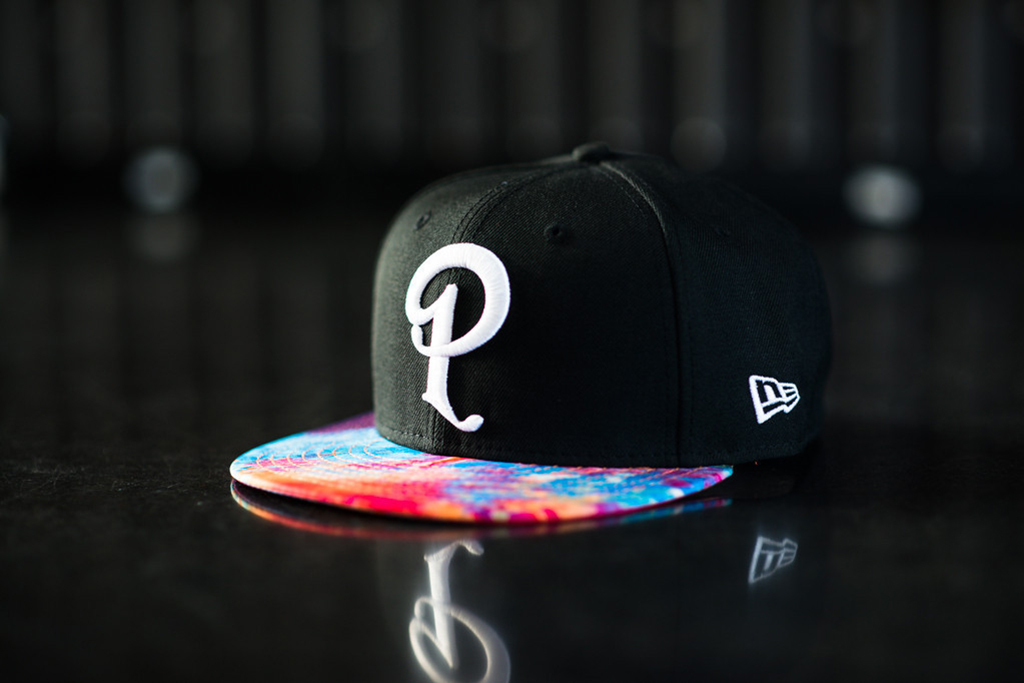 "Sneaker Politics New Era ""Water Color"" Snapback"