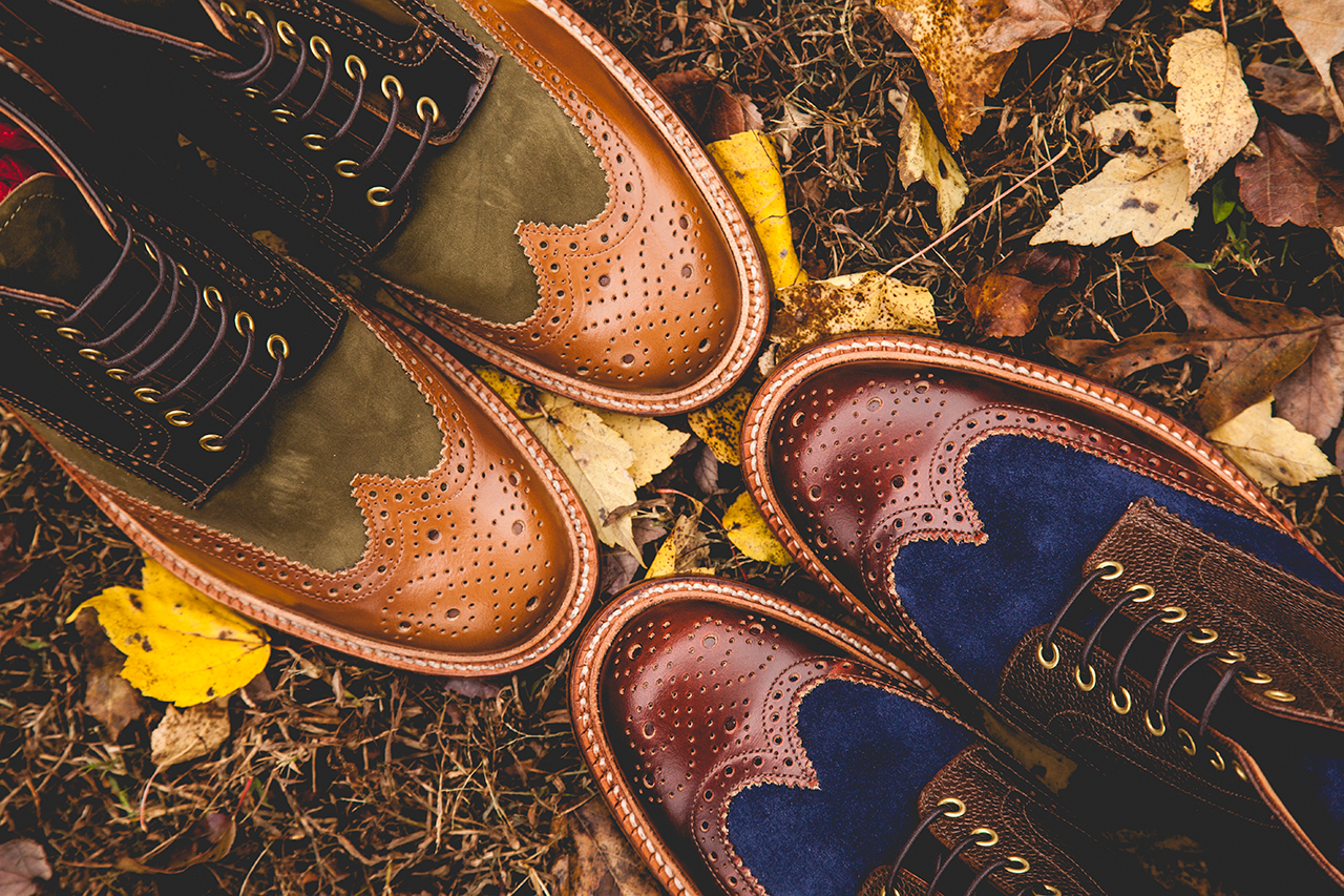 http://hypebeast.com/2013/11/social-status-x-grenson-2013-holiday-wingtip-brogue-boot-preview