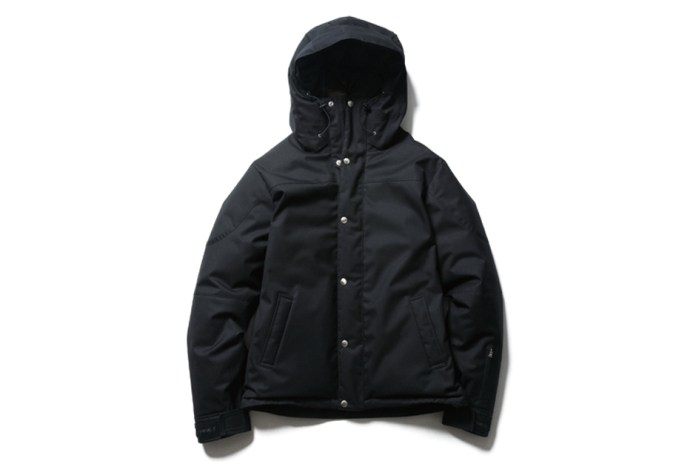 SOPHNET. 2013 Fall/Winter 2 Layer Wool Mountain Down Parka