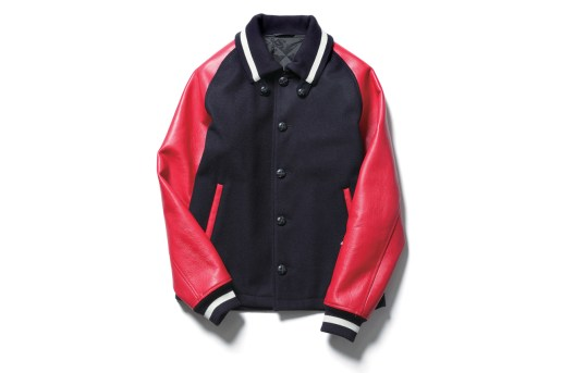 SOPHNET. 2013 Fall/Winter Stadium Blouson