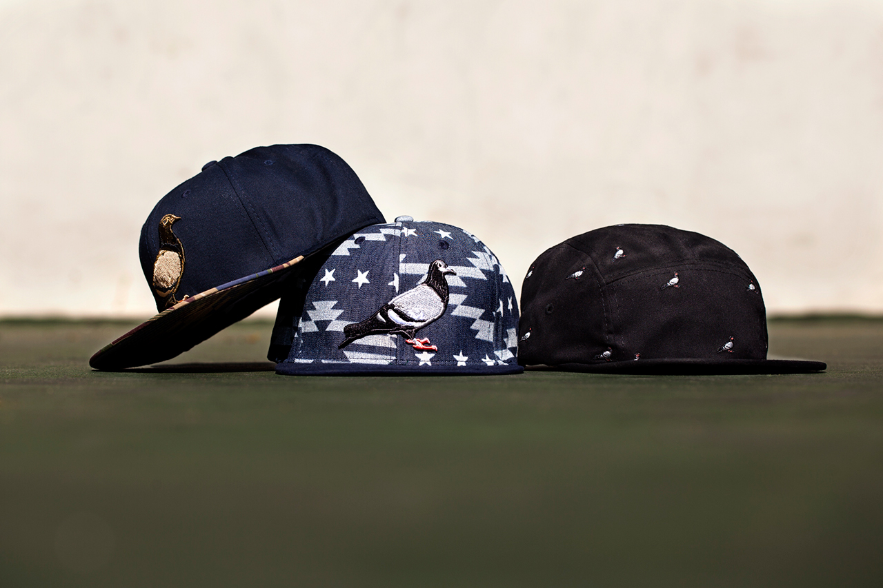 Staple 2013 Fall Headwear Collection