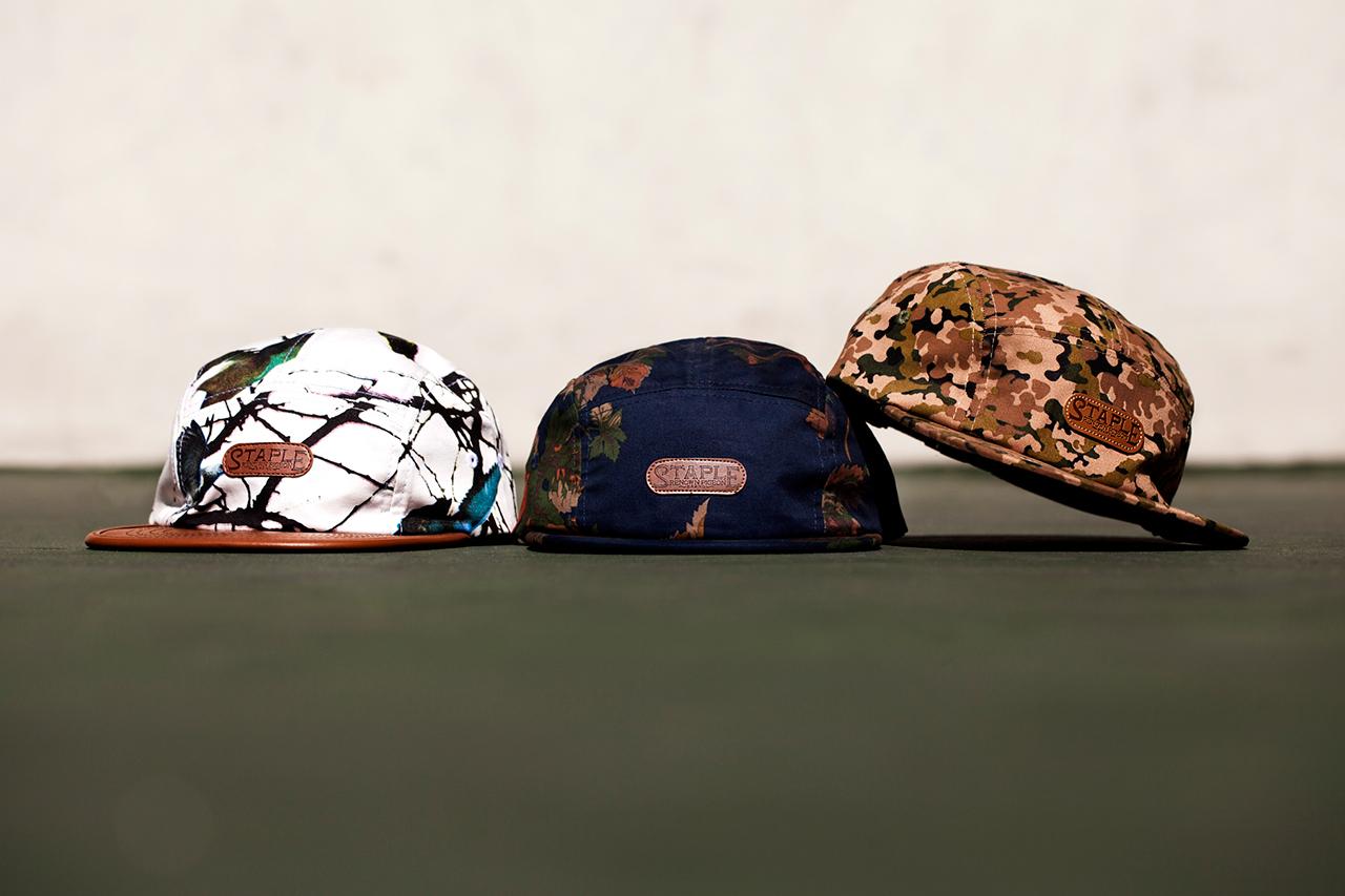 staple 2013 fallwinter headwear collection