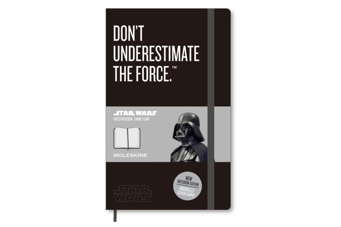 Star Wars x Moleskine 2013 Notebook Collection