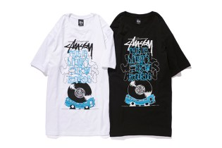 "Stones Throw Records x Stussy ""Our Vinyl Weighs A Ton"" Capsule Collection"