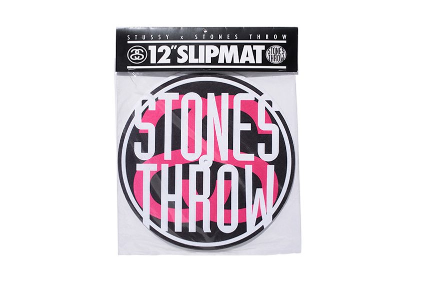 stones throw records x stussy our vinyl weighs a ton capsule collection