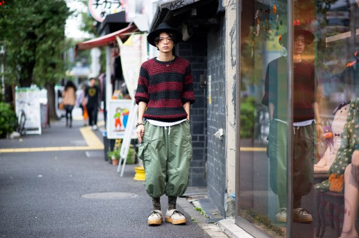 Streetsnaps: Kenshiro Iwai