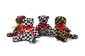 Stussy 2013 Holiday Checker Bear
