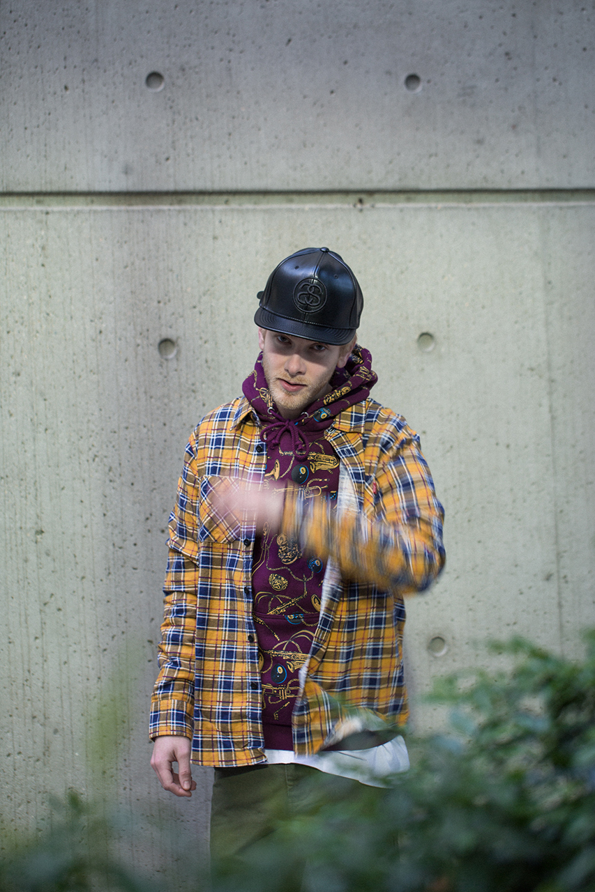 Stussy 2013 Holiday Lookbook by Inventory Magazine