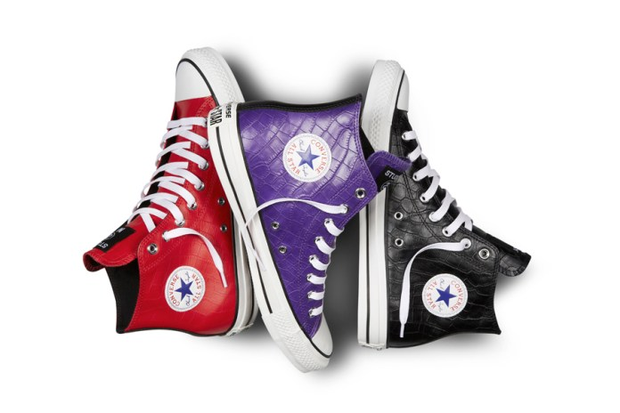 Stussy for Converse 2013 Fall/Winter Chuck Taylor All Star Hi