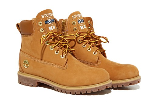"Stussy for Timberland 2013 Holiday 6"" Boot"