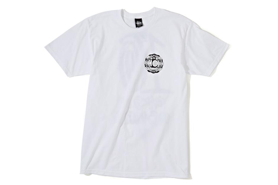 "Stussy x Ed Banger Club 75 ""10 Year Anniversary"" T-Shirts"
