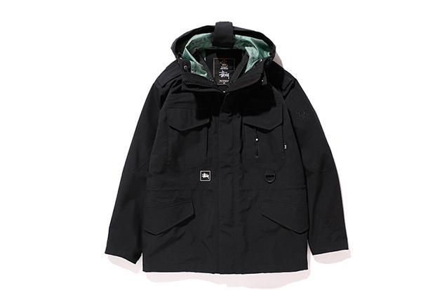 Stussy x GORE-TEX M-65 Jacket