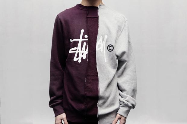Stussy x SHOWstudio Displacement Collection