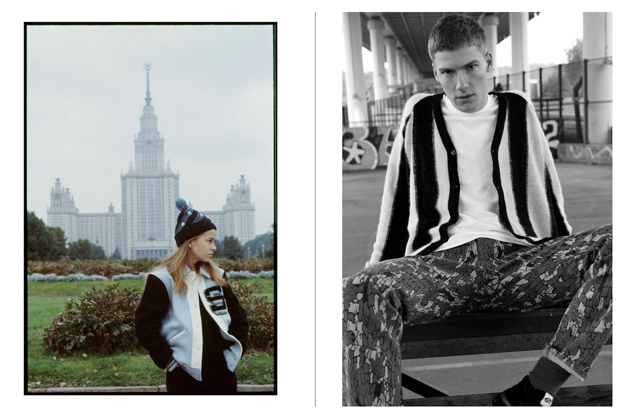 Supreme 2013 Fall/Winter Editorial by GRIND Magazine