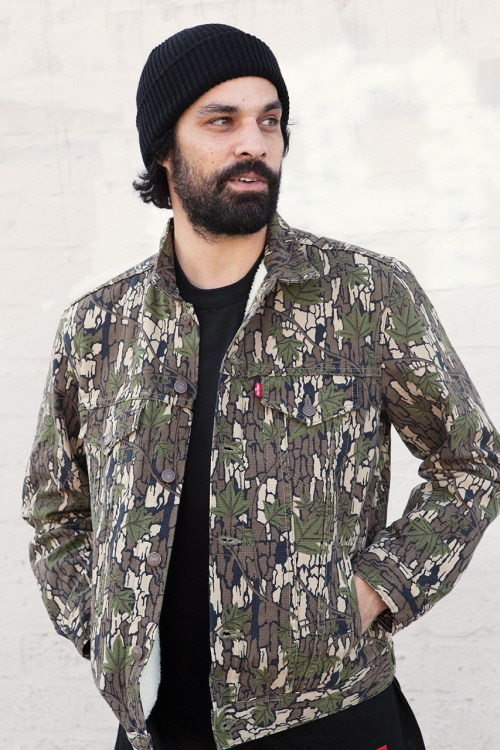 Supreme x Levi's 2013 Fall/Winter Collection