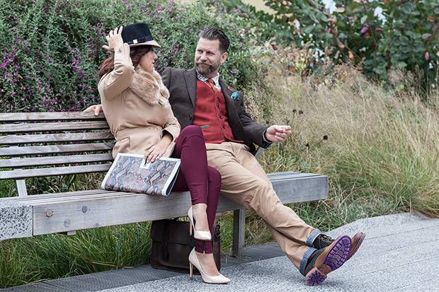 Ted Baker Merges Fashion and Humor with StreetWinker.com