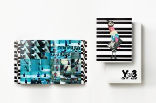 The '10 Years of Y-3' Book