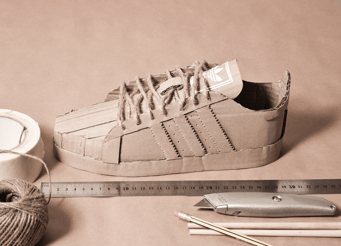 The Chimp Store Presents a Corrugated Preview of the adidas Originals 2014 Spring Collection