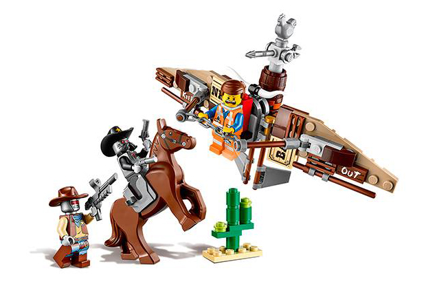 The LEGO® Movie Sets