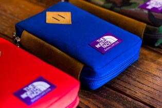 THE NORTH FACE PURPLE LABEL x Hobonichi TNF Field Pack