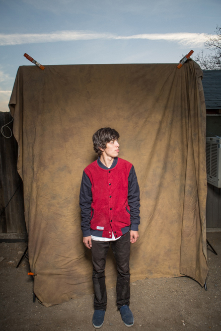 "The Quiet Life 2013 Holiday ""BBQ Portraits"" Lookbook"