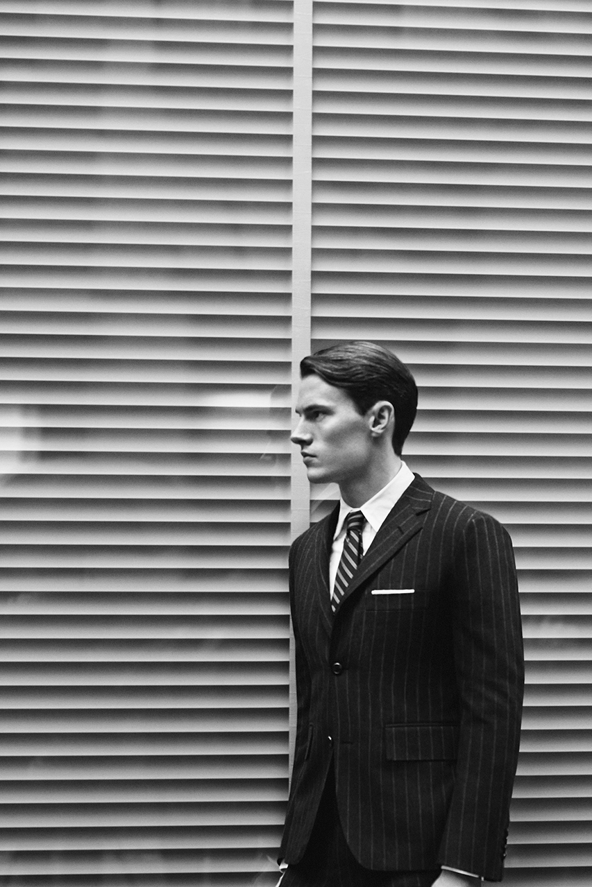 thom browne set to introduce classic tailoring in fall 2014