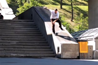 "Thrasher Magazine Presents HUF's ""Stoops Euro Tour"" – Part 2"