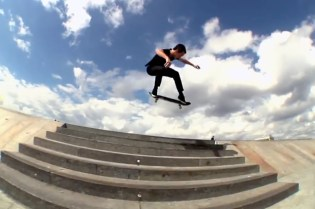 "Thrasher Presents HUF's ""Stoops Euro Tour"" - Part 1"