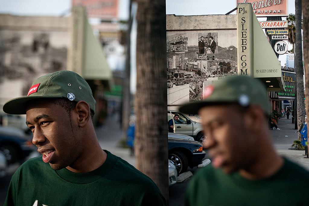 THROUGH THE LENS: Atiba Jefferson