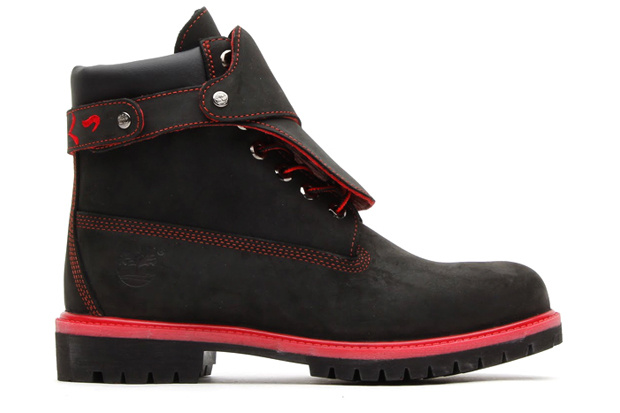 George Tokoro x Timberland Premium Boots