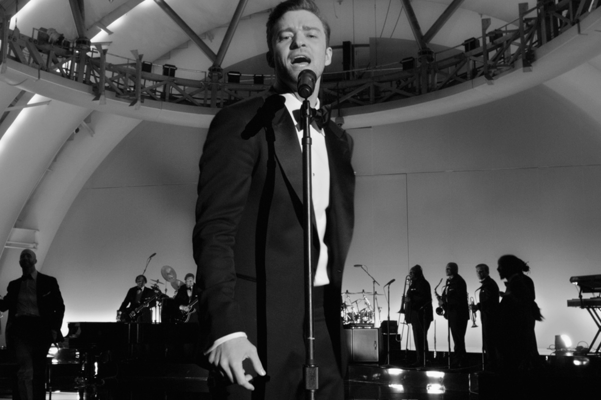 tom ford designed 600 pieces exclusively for justin timberlake