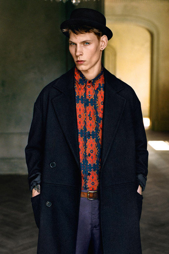 topman 2013 winter campaign