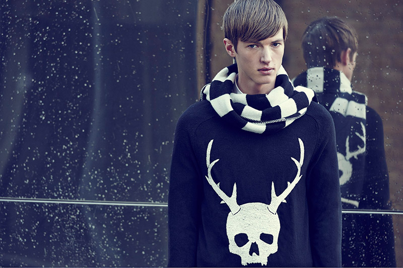 Topman x Sibling London 2013 Holiday Knitwear Collection