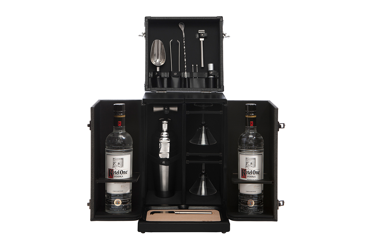 Tumi x Ketel One Vodka Mixology Collection