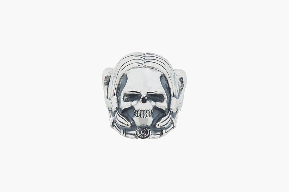 UNDERCOVER 2013 Holiday Ring Collection