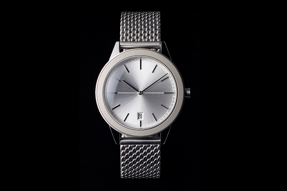 Uniform Wares 351/PL-01 Limited Edition Watch