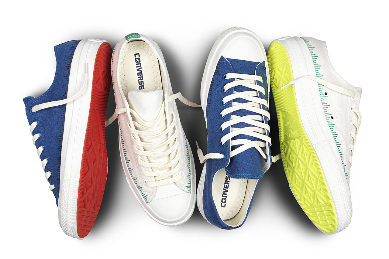 union x converse 1970s chuck taylor all star collection