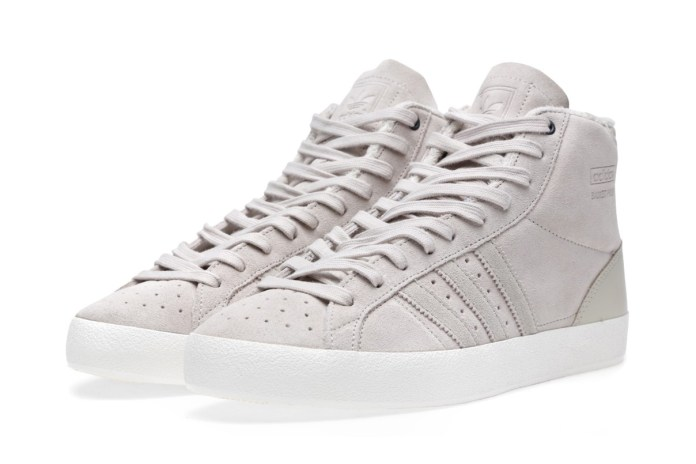 UNITED ARROWS x Undefeated x adidas Originals Basket Profi OG UA