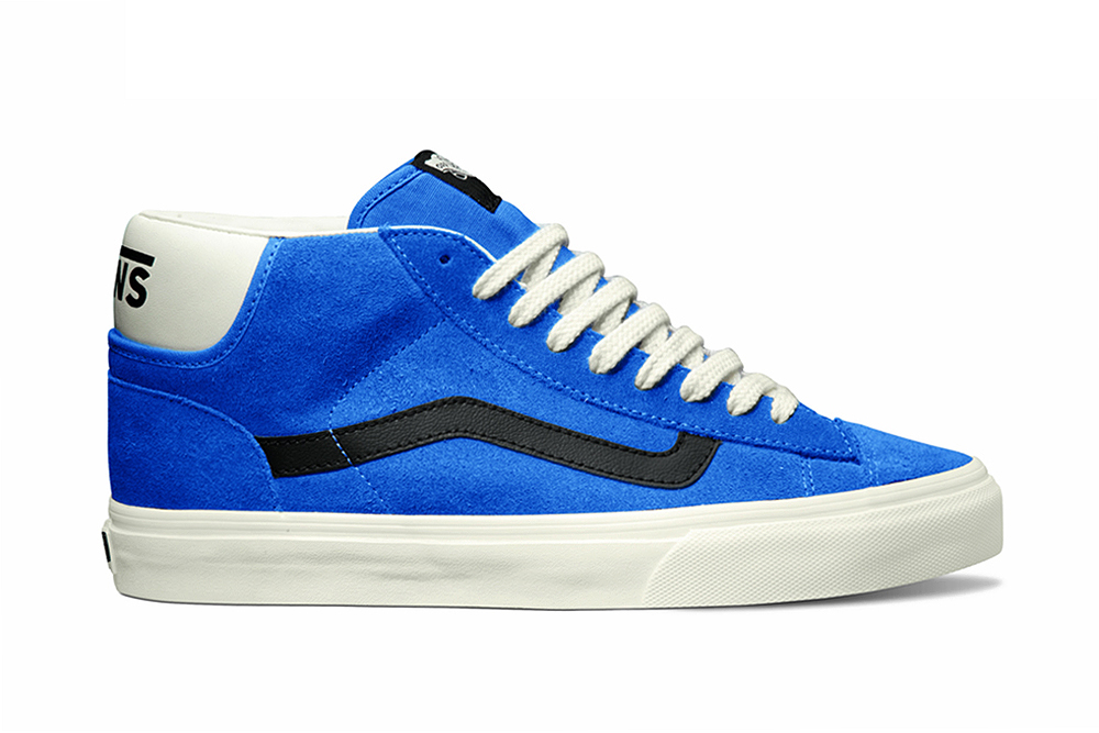 Vans 2013 Holiday Mid Skool 77 Suede