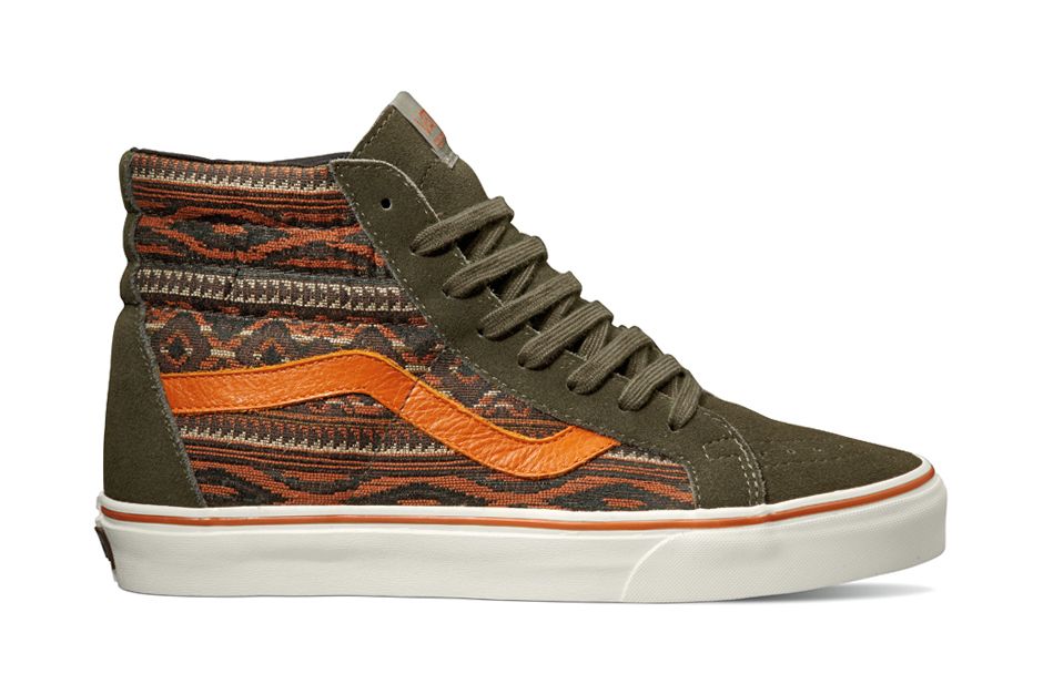 "Vans California 2013 Holiday ""Suede & Woven Textiles"" Collection"