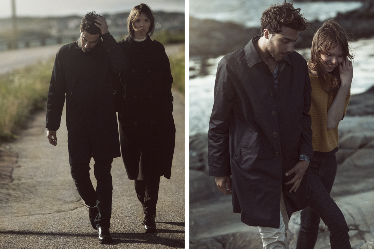 Velour 2013 Fall/Winter Editorial by Sven Eselgroth