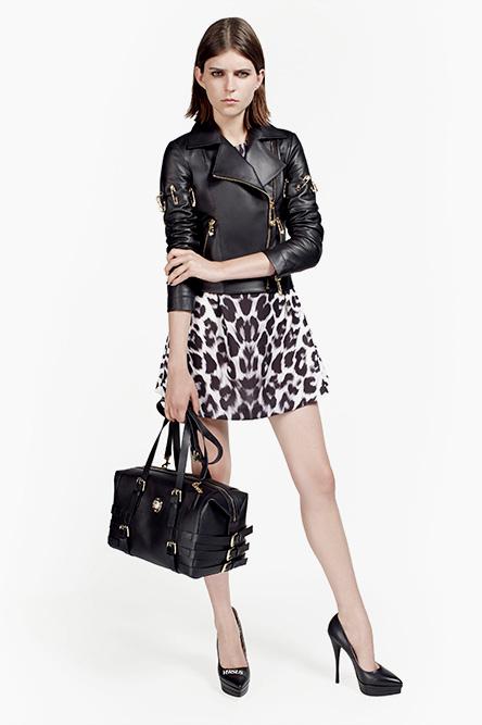 versus versace 2014 springsummer lookbook