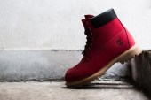 "VILLA x Timberland Limited-Edition ""Join the Movement"" Ruby Red 6"" Boot"