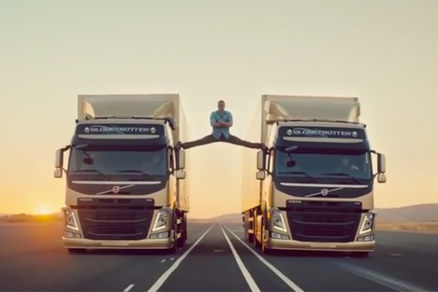 Volvo Trucks: The Epic Split Featuring Jean-Claude Van Damme Video