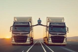 Volvo Trucks: The Epic Split Featuring Jean-Claude Van Damme Video