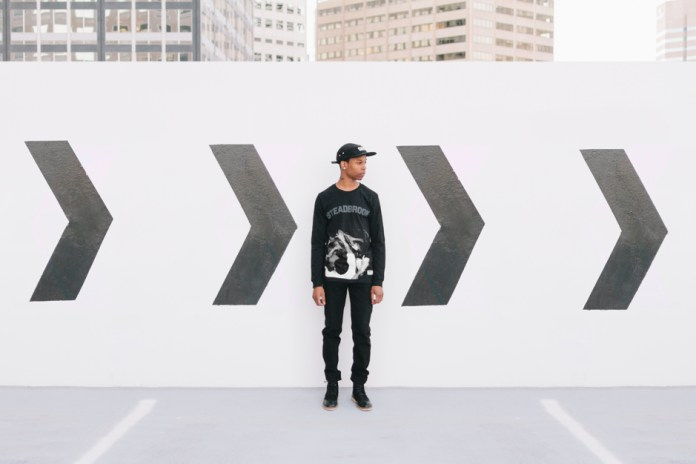 VSCO x Steadbrook Capsule Collection Lookbook