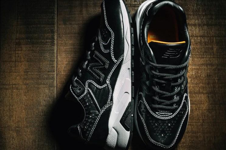 WHIZ LIMITED x mita sneakers x New Balance MRT580 Video