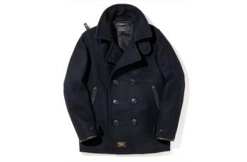 WTAPS 2013 Fall/Winter Pea Coat