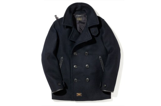 WTAPS 2013 Fall/Winter Pea Coat